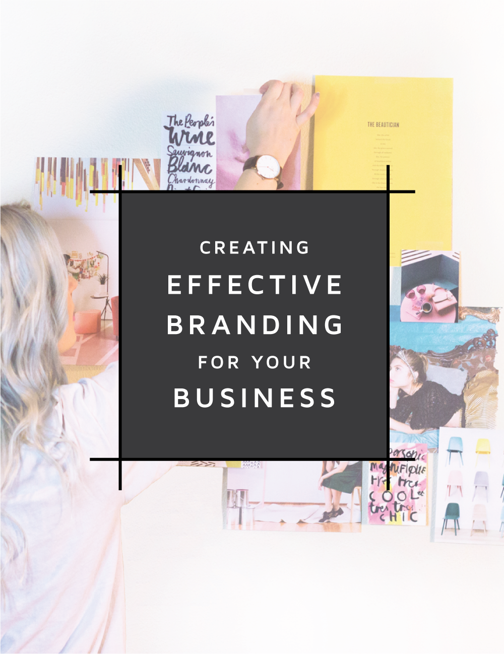 Learn how to create effective visual branding for your business.