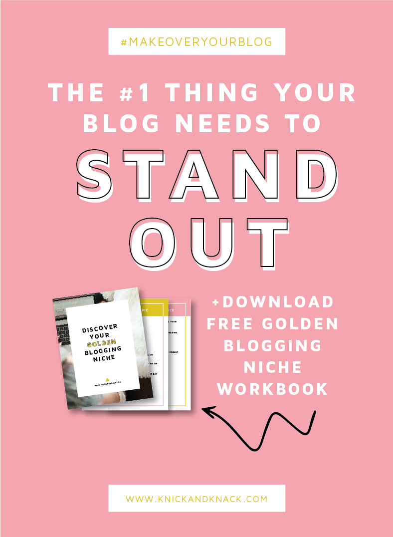 The one thing you blog needs to stand out, blogging tips, blog help, blog makeover, blog design, blogging, blog success